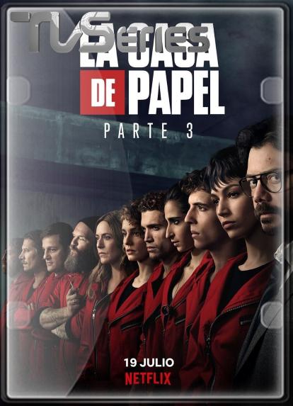 Pelicula La Casa de Papel (Temporada 3) HD 1080P ESPAÑOL Online imagen