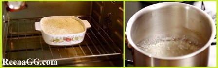 Curd Suji Cake Recipe step 3