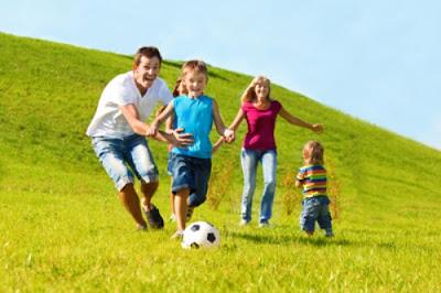 Anak yang Sering Bermain dengan Orangtua Akan Tumbuh Cerdas