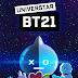 LINE 宇宙明星BT21 新星誕生 免費主題