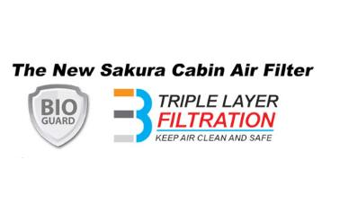 Filter Sakura Bio-Guard