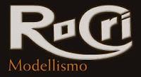 logo del negozio rocri modellismo