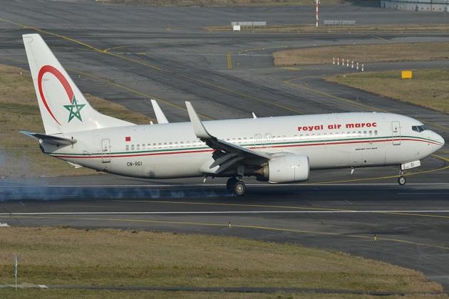ROYAL AIR MAROC INAUGURATES CASABLANCA-BOSTON FLIGHT