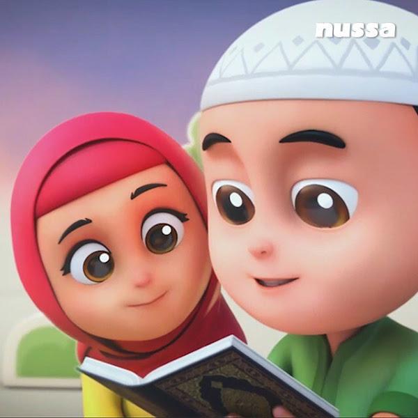 Nyanyi Bareng Nussa: Bulan Hijriah, Jumat hari Raya, Rukun Islam, Cintai Ayah Ibu