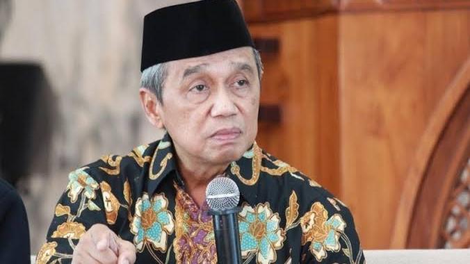 Singgung Etika Agama, Busyro Muqoddas Tegaskan Masyarakat Harus Adil kepada Keluarga Soeharto.