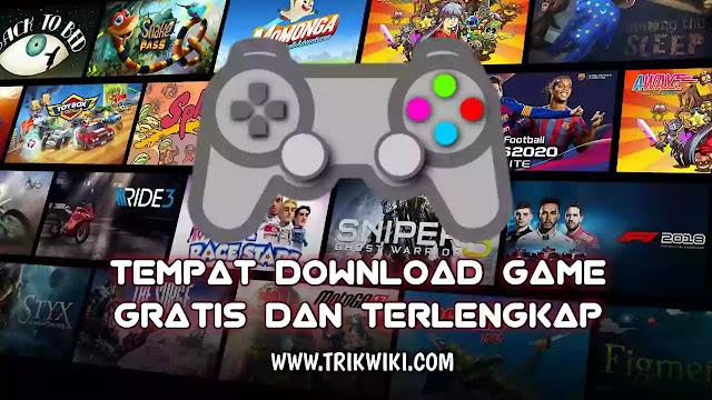 Situs Tempat Download Game Gratis Untuk Semua Platform