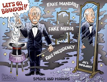 The Biden Magic Show