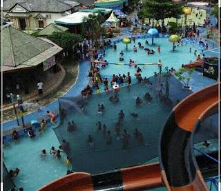 Rekomendasi Tempat Wisata Brebes Jawa Tengah Terbaru Untuk Liburan Si Ciblon Waterboom