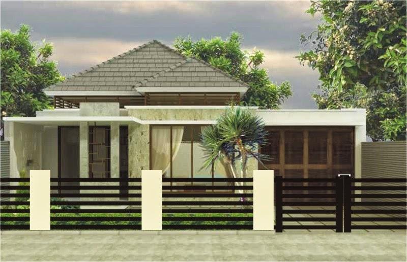 Desain Rumah Bergarasi Minimalis Desain Properti Indonesia