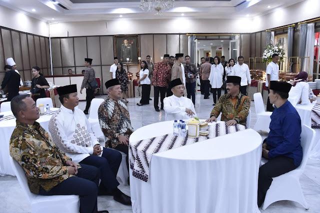 Panglima TNI Gelar Open House Idul Fitri 1440 H