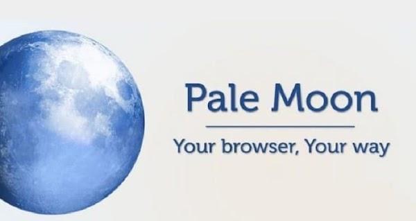 Pale Moon 28.14.2 Offline Installer