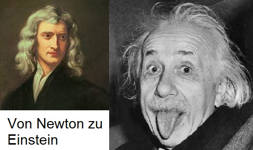 Mechanik: Von Newton zu Einstein