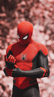 Wallpaper wa spaiderman HD