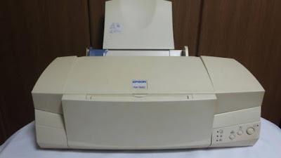 Epson Colorio PM-760Cドライバーダウンロード