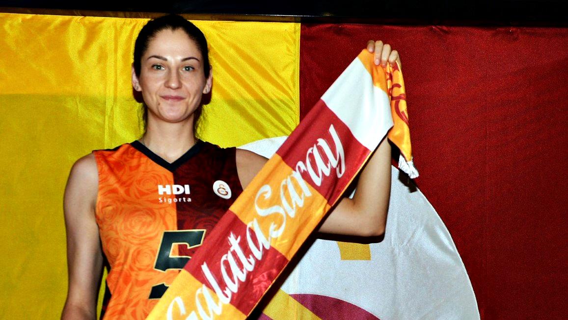 Tatiana Kosheleva Galatasaray