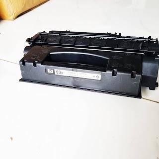 Cartridge 53X | Hộp mực 53X zin chỉnh hãng mới
