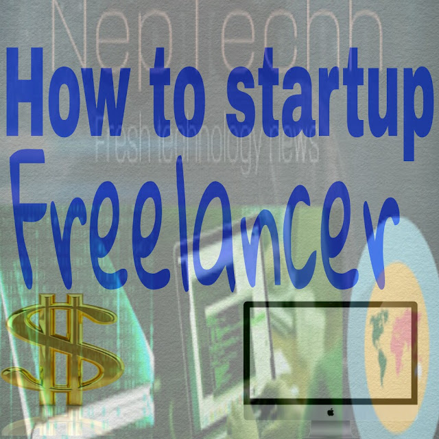How to Startup Freelancer Business - freelance work online