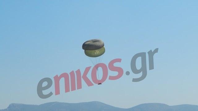 Άσκηση «Αστραπή» Ελλήνων – Αμερικανών των Ειδικών Δυνάμεων (ΦΩΤΟ)