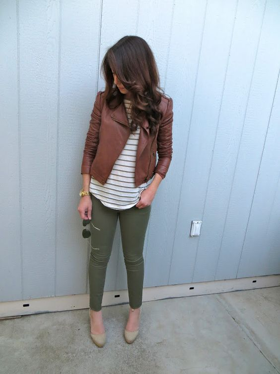 EARTH TONE FASHION TREND