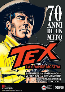 Tex Willer in mostra