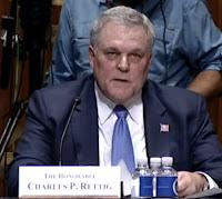 IRS Commissioner Charles Rettig