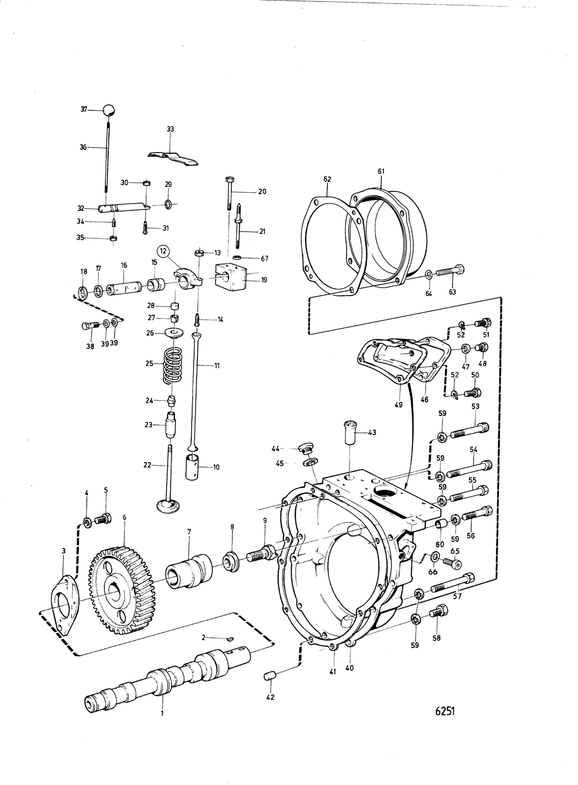4 3gl Volvo Penta Engine Diagram