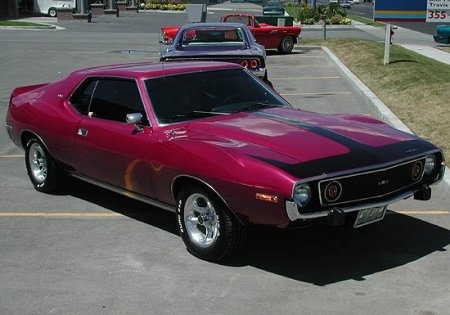 Sick Facts About AMC Javelin