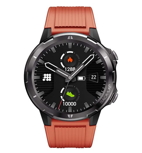 Cubitt Smart Watch CT3 with Heart Rate Monitor