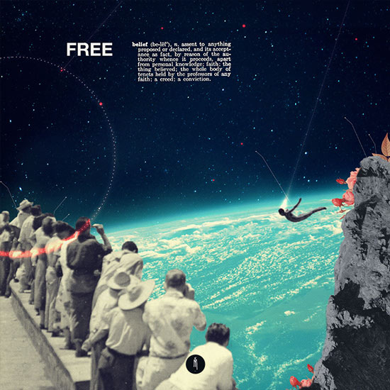 """Free"" by Frank Moth 