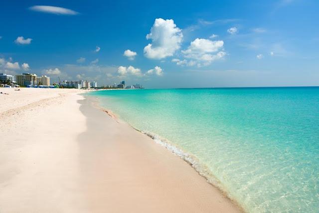 Praia Haulover Beach em Miami
