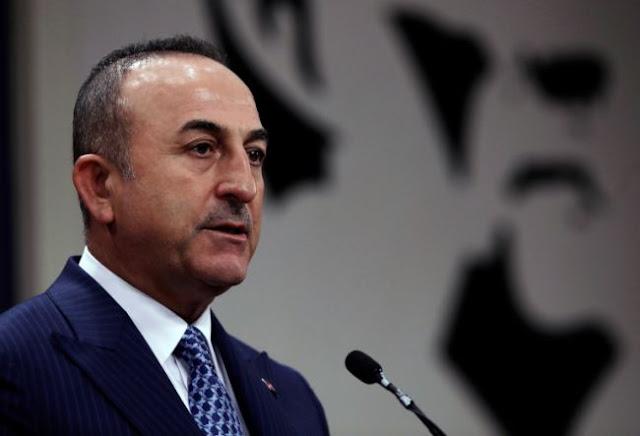 Με νέα επέμβαση στη Συρία απειλεί ο Τσαβούσογλου