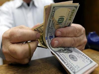 الدولار, سعر صرف الدولار,