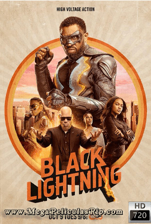 Black Lightning Temporada 2 [720p] [Latino-Ingles] [MEGA]
