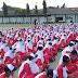 Anggota Koramil Cilacap Berikan LDDK Kepada 257 Siswa-siswi SMP Negeri 1 Cilacap
