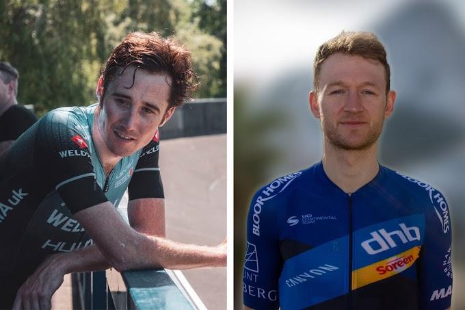 John Archibald y Mark Christian, poderío británico para el Eolo - Kometa Cycling Team