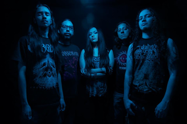 The Abstract, Female Fronted Progressive Death Metal Band from Mexico, The Abstract Female Fronted Progressive Death Metal Band from Mexico