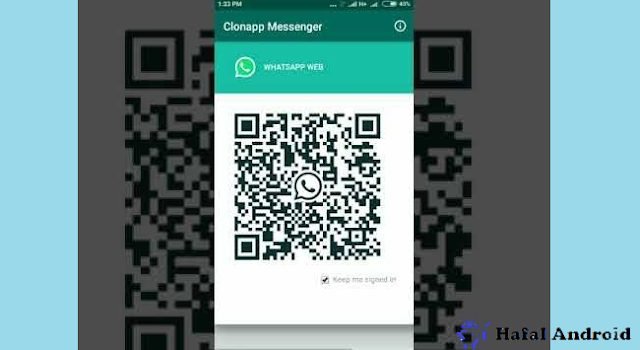 Membajak WA Pakai Aplikasi ClonApp Messanger