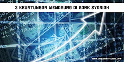 Tabungan bank syariah