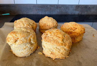 Cheesey Scones