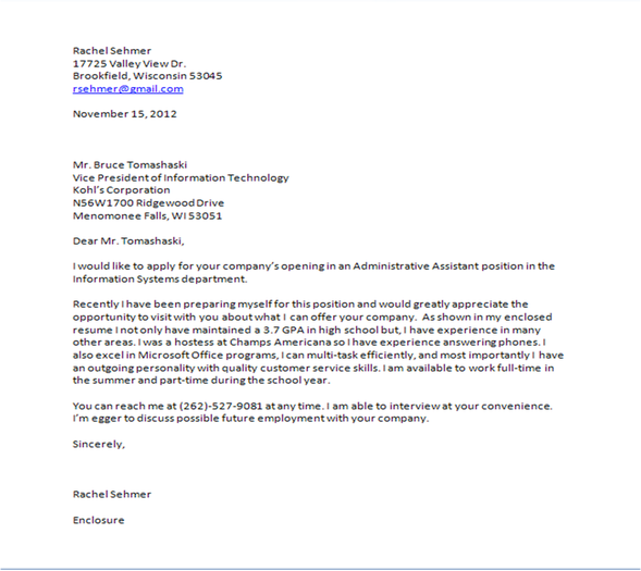 How To Write A Cover Letter Example Included Youtube Email Cover Letters For Teachers Writefiction581webfc2