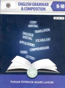 English Grammar Composition 9th 10th Online Books