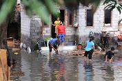 Hujan Lebat, Puluhan Rumah Warga di Kusamba Kembali Teremdam Banjir