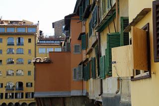 Foto Monica Volpin do Pixabay  - Matéria Ponte Vecchio - BLOG LUGARES DE MEMÓRIA