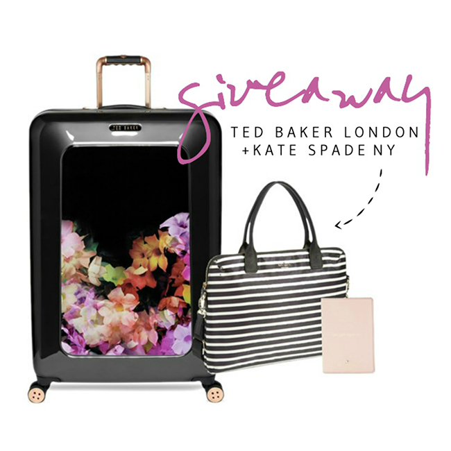 Travel Set Giveaway