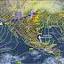 Vientos fuertes con posibles tolvaneras o torbellinos se prevén para el noroeste, el norte y el noreste de México