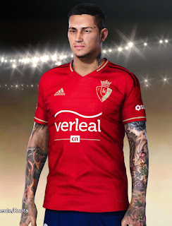 PES 2021 Tattoo Ezequiel Chimy Ávila by Supernova