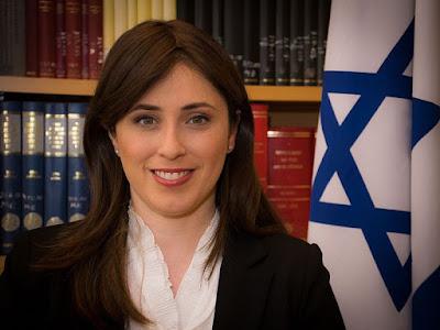 Tzipi Hotovely vice-ministra das Relações Exteriores de Israel visita a América Latina
