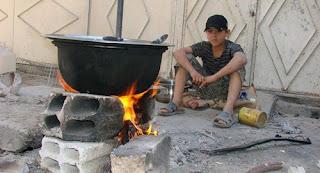ما يفوق الـ 16 مليون طفل جائع في الشرق الأوسط وشمال أفريقيا بحسب الأمم المتحدة