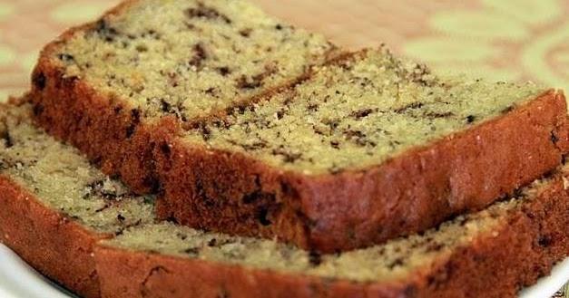 resepi kek pisang  sedap  mudah griya enak Resepi Kek Coklat Tanpa Telur dan Cuka Enak dan Mudah