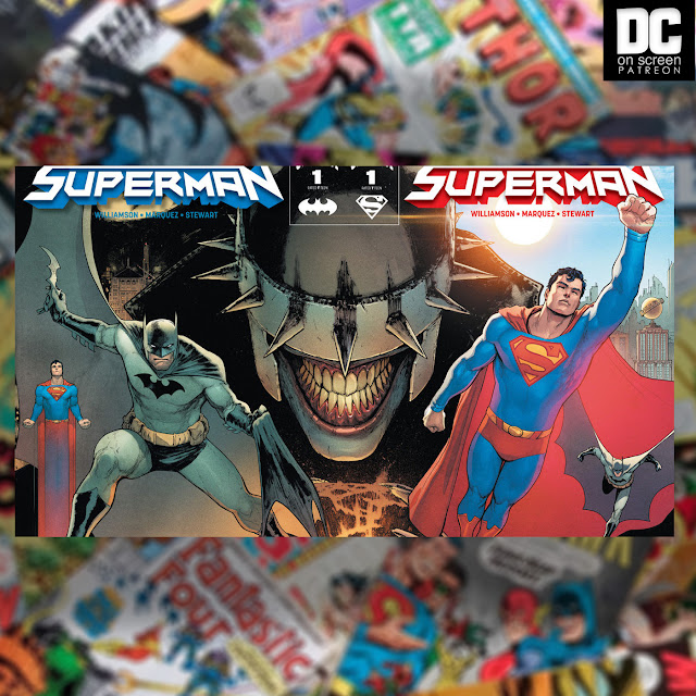 Batman and Superman #1